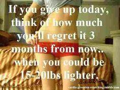 #workout #motivation #exercise @Karissa Scott Scott Scott Scott C  -- I needed to see this today!