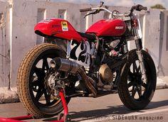 Ducati Flat Track †
