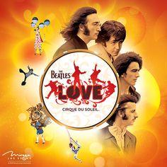 #THEBEATLES #LOVE BEATLES MAGAZINE: THE BEATLES LOVE: IN LAS VEGAS!