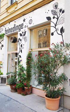 feinedinge* Shop und Atelier porzellanmanufaktur margaretenstrasse 35, 1040 wien