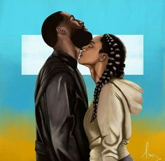 Sexy Black Art, Black Girl Art, Black Women Art, Black Girl Magic, Black Love Artwork, Black Art Painting, Black Art Pictures, Black Couple Art, Black Love Couples