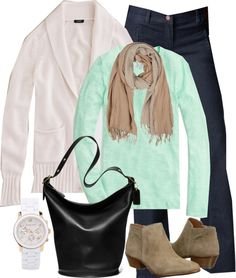 """""""OOTD...011713"""" by luv2shopmom ❤ liked on Polyvore"""