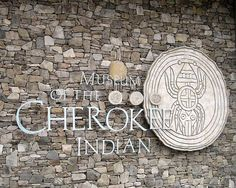 Cherokee Indians Trail Of Tears | Trail of Tears National Trail - Museum Of The Cherokee Indian | Flickr ...