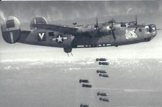 """Pantanella Airfield B-24H-30-FO #42-95364 """"Wheel N' Deal"""" Code: White V 464th BG - 778th BS - 15th AF"""