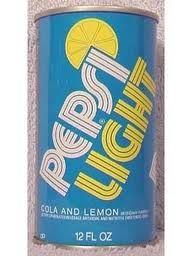 Pepsi Light - 1970's