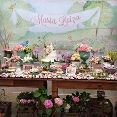 Muito amor no Jardim encantado de Maria Luiza Decor por @conceptparty  painel @singularts #projetosexclusivos #painelemtecido #impressaoemtecido #sublimação #cenografia #aquarela
