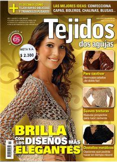 Tejido Facil: Descarga Revista Tejido Facil en dos agujas - Impe...