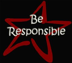 Learn the basic steps of becoming a responsible individual.