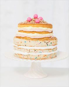 Cake cake cake.