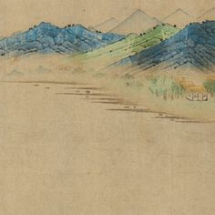 "See details of works in the collection related to ""Expansive"" on our ""One Met. Many Worlds."" interactive feature. 
