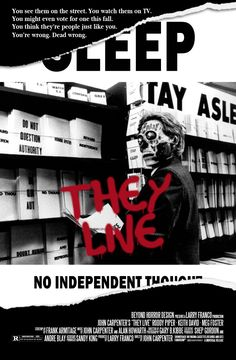 """carpenterfilms: """" They Live (1988) """""""