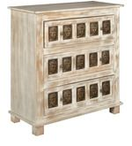 Buy Buddha Chest Of Three Drawers by @Home by @ Home online from Pepperfry. ✓Exclusive Offers ✓Free Shipping ✓EMI Available