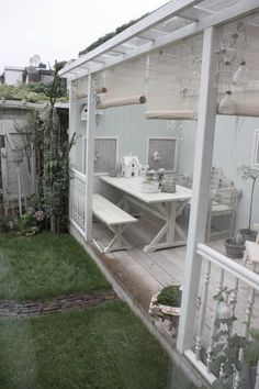 Backyard Beauty-- Small Spaces