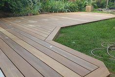 Terrasse bois exotique ipé Backyard, Patio, Garden Design, Exotic, Mid Century, Wood, Outdoor Decor, Decking, Home Decor