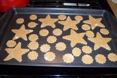 biscuit de Noël pour chien