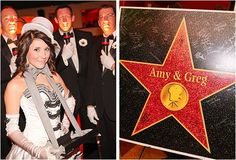 Re-create the opening of your own Hollywood star on the walk of fame, with old school cigeratte girls and a mock up of your star! Such a unique twist in regards to entertainment for your guests!