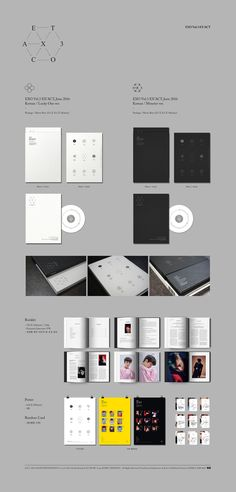 Welcome to FY-EXO, an archive of all content related to EXO. Cd Design, Album Cover Design, Book Design, Layout Design, Graphic Design, Pop Albums, Music Albums, Exo Monster, Exo Album