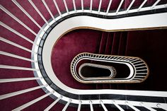 spokes and ovals #staircases