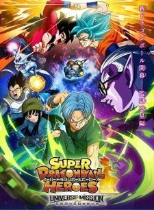 Nonton Anime Dragon Ball Heroes Subtitle Indonesia