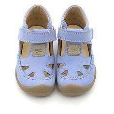 - SuperFit sandal i lyseblå