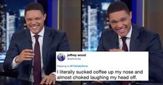 Trevor Noah Can't Stop Laughing Over Mexico Stealing Parts Of Trump's Border Wall Story Of The Year, Trevor Noah, Funny Pictures Can't Stop Laughing, The Daily Show, Current News, Home Security Systems, Mexico, Jokes, Awesome