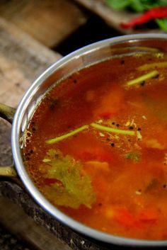 Tomato Garlic Rasam by bharathyvasu, via Flickr