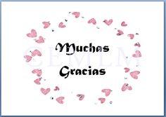 tarjetas agradecimiento boda, tarjetas agradecimiento, tarjetas agradecimiento 3B