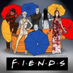 Friends by Ed Harrington