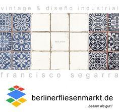 Best VINTAGE FLIESEN VINTAGE TILES Images On Pinterest - Fliesen outlet berlin