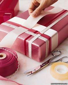 Organize sem Frescuras   Rafaela Oliveira » Arquivos » Faça você mesmo – embalagens de presentes criativas, baratinhas e lindas