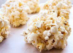 Popcorn balls — Pip and Ebby
