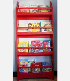 Estanteria para libros y cuentos Bookcase, Shelves, Home Decor, Walls, Short Stories, Furniture, Colors, Shelving, Homemade Home Decor
