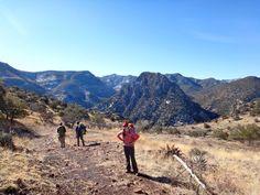 Powers Garden - Arizona Backpacking