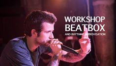 RIZUMIK vai expressar o seu ritmo e a sua musicalidade através de um Workshop de Beatbox