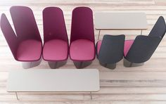 Petals easy chair for Skandiform by Stone Designs, 2015 Stockholm Furniture & Light Fair #Skandiform #StoneDesigns