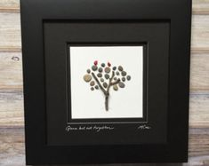 Pebble Art Family Art stone art Pebble Art Picture by SSPebbleArt