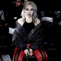 @chaelincl || +160214+ - CL at Alexander Wang Fashion Show. || #2NE1 #CL #GZB