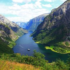 Breathtaking Fjords of Norway