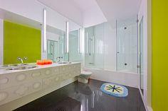 Blog do Desafio Criativo: Apartamento Psicodelico em Nova Iorque por Karim Rashid