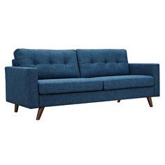 Graham Sofa in Blue | dotandbo.com
