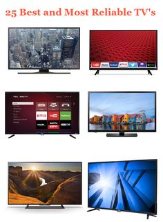 25 best and most reliable tvs 2016 best home office software