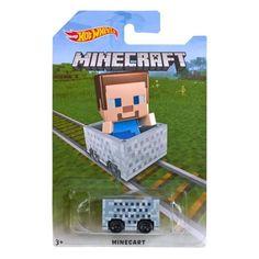 Hot Wheels: Minecraft