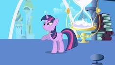 """Ugh, that something really bad is about to happen!"" (My Little Pony: Friendship is Magic Season 1, Episode #1: Friendship is Magic Part 1)"