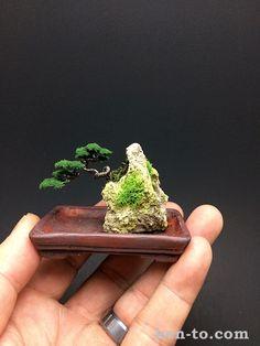 Wire bonsai tree landscape by Ken To by KenToArt on DeviantArt