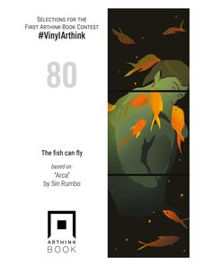 "Arthink editions su Twitter: ""#VinylArthink #contest entry 80 ""The #fish can fly"" based on ""#Arca"" by #SinRumbo #arthinkeditions #arthink #art #illustration #digital https://t.co/zHy5E6FL2D"""