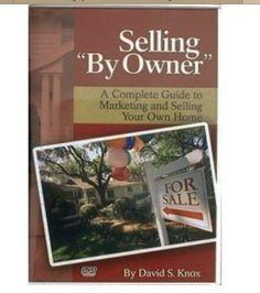 Selling By Owner DVD David Knox Real Estate Sales Business Guru
