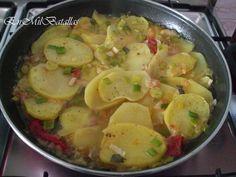 Patatas de la tía María
