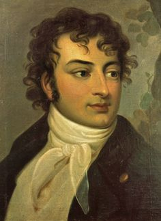 August Wilhelm von Schlegel (German poet, translator, critic, and a foremost leader of German Romanticism; with his brother Friedrich he published the Athenaeum, the organ of the Romantic school; his translations of Shakespeare made the English dramatist's works into German classics