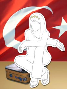 Goldstück visits Istanbul