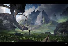 The Outstanding Digital Art of Eduardo Pena | Sci-Fi Artist